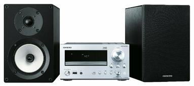Музыкальный центр Onkyo CS-N765 Silver