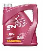Трансмиссионное масло Mannol ATF-A PSF