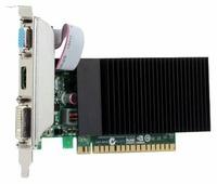 Видеокарта Inno3D GeForce 210 590Mhz PCI-E 2.0 1024Mb 1066Mhz 64 bit DVI HDMI HDCP