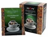 Молотый кофе KO&FE Ирландский крем, в дрип-пакетах