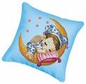 Белоснежка Набор для вышивания подушки Сладкий сон 45 x 45 см (332-blue)