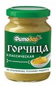 Горчица Фитодар Классическая, 185 г