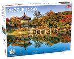 Пазл TACTIC Дворец Кёнбоккун.Южная Корея (55242), 1000 дет.