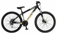 Горный (MTB) велосипед Scott Voltage YZ 25 (2009)