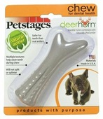 Косточка для собак Petstages Deerhorn (668STEX)