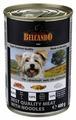 Корм для собак Belcando Отборное мясо с лапшой