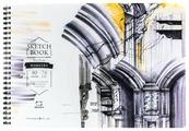 Скетчбук для маркеров Малевичъ Sketch 30 х 21 см, 75 г/м², 80 л.
