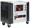 Дизельный генератор Daewoo Power Products DDAE 8000SE-3 (6200 Вт)