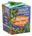 Банная забава набор ароматических масел С новым годом!