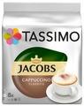 Кофе в капсулах Tassimo Jacobs Cappuccino Classico (16 капс.)