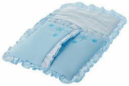 Конверт-мешок Fairy на выписку Белые кудряшки 69 см