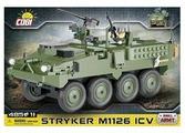 Конструктор Cobi Small Army 2610 Бронетранспортер M1126 ICV
