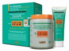Набор Guam для холодного антицеллюлитного обертывания