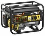 Газо-бензиновый генератор Huter DY4000LG (3000 Вт)