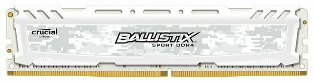 Оперативная память 8 ГБ 1 шт. Ballistix BLS8G4D240FSC