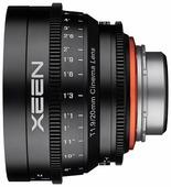Объектив Xeen 20mm T1.9 Micro 4/3