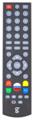 Пульт ДУ Gwire 99821 Триколор 1 для спутниковых ресиверов GS 8306, GS 8307, GS 8308, GS U510, GS U210