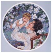 Dimensions Набор для вышивания Мамина радость, диаметр 30 см (35139)