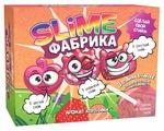 Набор Инновации для детей Slime Фабрика аромат клубники