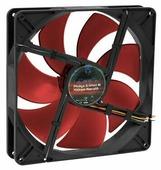 Система охлаждения для корпуса Phobya G-Silent 18 Red LED