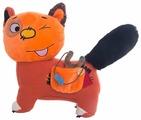 Мягкая игрушка Gulliver Кот хулиган 23 см