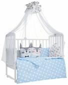 SWEET BABY комплект в кроватку Gioia (7 предметов)