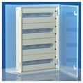 Передняя панель распределительного шкафа DKC R5TM44