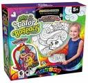 Danko Toys Рюкзачок-раскраска My Color Bagpack Сказочный пони (CBP-01-03)