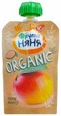 Пюре ФрутоНяня манго (с 6 месяцев) 90 г, 1 шт