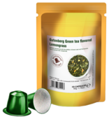 Чай в капсулах Gutenberg зеленый ароматизированный Лимонник (10 капс.)