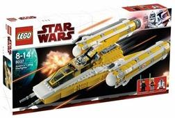 Конструктор LEGO Star Wars 8037 Anakin's Y-Wing Starfighter