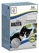 Корм для кошек Bozita при чувствительном пищеварении 190 г (кусочки в желе)