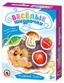 Шнуровка Русский стиль Славный ежик (03230)
