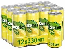 Чай fuzetea черный Лимон-Лемонграсс, банка
