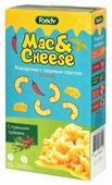Foody Макароны Mac&Cheese острые с сырным соусом с пряными травами, 143 г