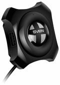USB-концентратор SVEN HB-432, разъемов: 4