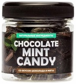 Леденцы Caramila Chocolate mint candy со вкусом шоколада и мяты 110 г