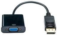 Переходник Atcom DisplayPort - VGA (AT6851) 0.1 м
