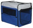 Переноска-домик для кошек и собак GiGwi Pet Travel 75213 64х46х53 см
