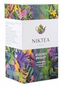 Чай Niktea Assorti bright ассорти в пакетиках