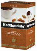 MacChocolate Горячий шоколад растворимый Миндаль в пакетиках