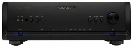 Интегральный усилитель Parasound Halo Integrated