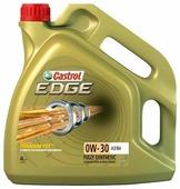 Моторное масло Castrol Edge 0W-30 A3/B4 4 л