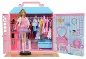 Кукла ABtoys Модница Гардеробная, 30 см, PT-00855