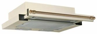 Встраиваемая вытяжка ELIKOR Интегра 60 крем / бронза