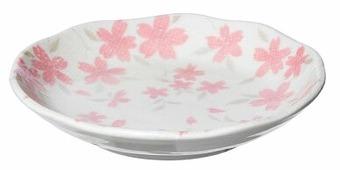 KAKUNI Тарелка Вишневый бутон 13.5 см
