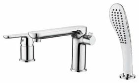 Однорычажный смеситель для ванны с душем Ledeme L1153