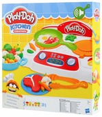 Набор для лепки PLAY-DOH Кухонная плита (B9014)