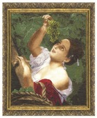 Золотое Руно Набор для вышивания Итальянский полдень 48 х 39 см (МК-009)