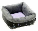 Лежак для кошек, для собак Fauna International Cloud (FIDB-7012) 43х43х15 см